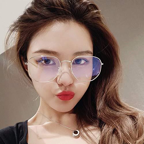 SCJ Die ursprüngliche Nacht belebt Alten Bräuchen eine Brille Rahmen weiblich Han Ban Chao großen Rahmen der kurzsichtigen sogar Spiegel Gesicht ohne Make-up Absolute Maschine verteidigen, um bl