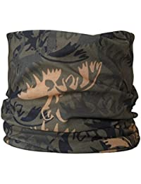 Multifunctional Headwear Moose Camouflage Design