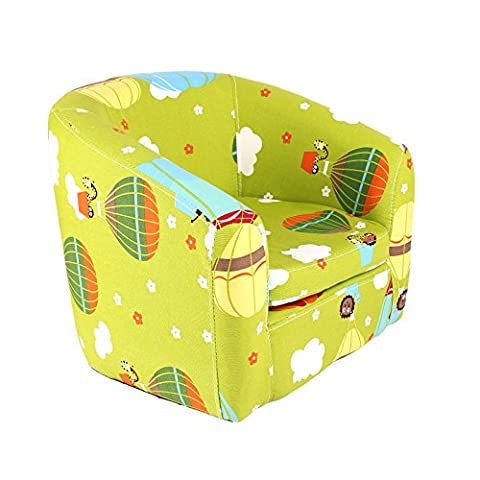 Emall Life Kid's Luxury Armchair Children's Tub Chair Cartoon Sofa