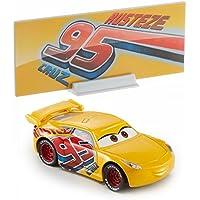 Mattel - Hot Wheels FLB53. Cars 3. Personaje Cruz Ramirez.