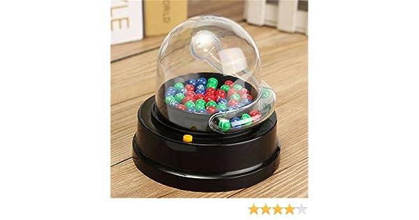 BRAND NEW POKAH electric Lotto machine Bingo lottery Game Japan Import