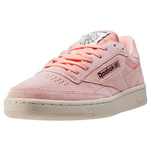 3a3c80456e3 Reebok Club C 85 Pastels V67594 Rose Chaussures Homme Sneaker Baskets  Pointure  EU 41 UK