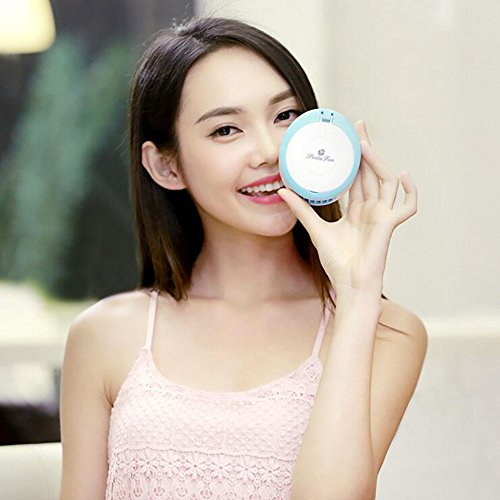 XUE Make-up-Tools USB Mini Portable Fan Lade Elektrische Blattlose Klimaanlage Lüfter Wimper Falsche Nägel (Stil : D) -