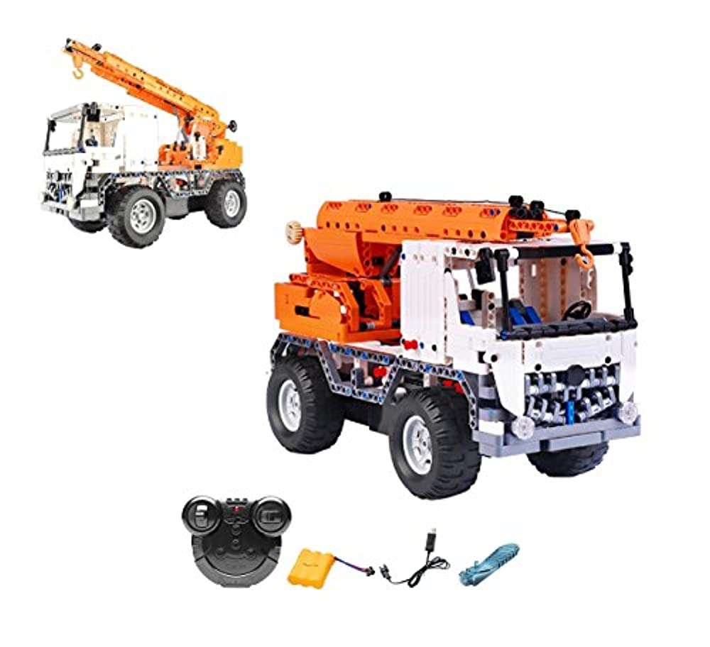 Metal Construction Kit Bagger  168 Teile