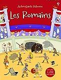 Telecharger Livres Les Romains Autocollants Usborne (PDF,EPUB,MOBI) gratuits en Francaise