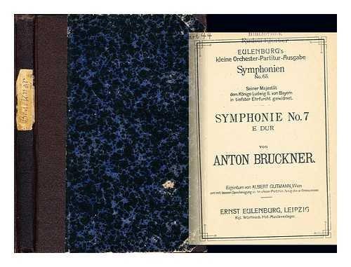 Symphonie No. 7 (in) E dur