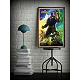 TOTAL HOME : Avengers Infinity War Thanos Maxi Poster Wall Decor Poster For Living Room No Framed /Large Painting On Canvas Wall Art Picture For Home Decoration Wall Decor/ Wall Painting || Photo / Paintings || Gift Paintings(A3 Size 12 In X 18 Inch)