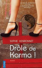 Drôle de karma ! de Sophie Henrionnet
