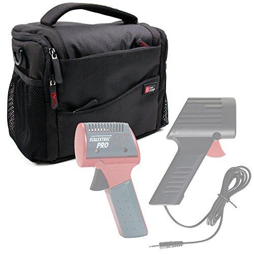 DURAGADGET Bandolera Con Compartimentos Para Mandos De Scalextric Compact / Scalextric Original - Asa Regulable