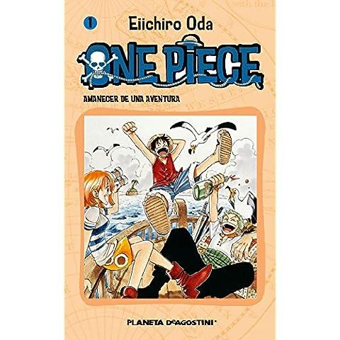 One Piece nº 01: Amanecer de una aventura
