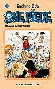 One Piece nº 01: Amanecer de una aventura par Oda Eiichiro