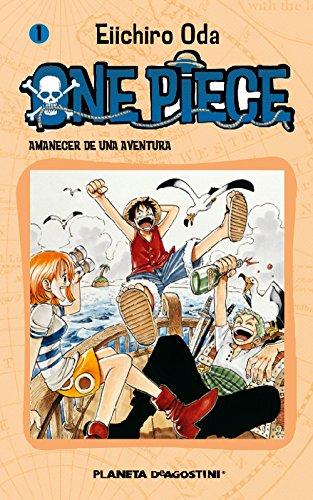 One Piece nº 01: Amanecer de una aventura (Manga Shonen) thumbnail