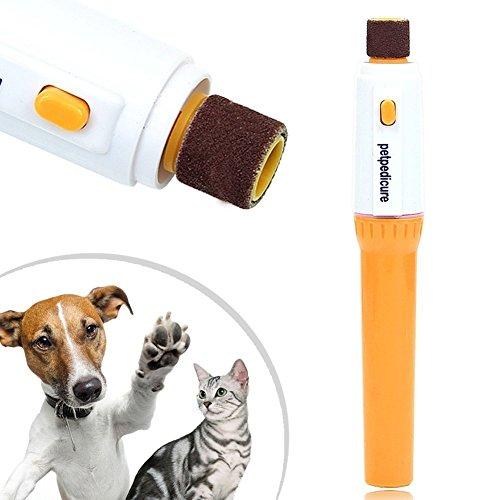 fengge Stanzgerät Elektrische Nagelfeile für Tiere -