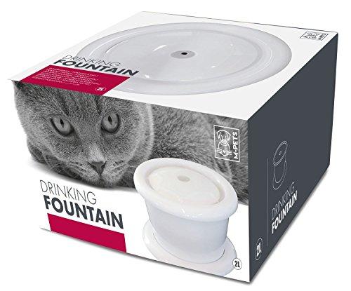 Trinkbrunnen für Katzen - CAT DRINKING FOUNTAIN - 2 Liter