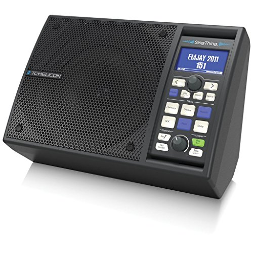 TC Helicon 996552061singthing All-in-One procesador