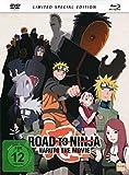 Road to Ninja - Naruto - The Movie (2012) - Mediabook (+ DVD)