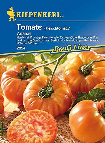 Tomaten: Ananas, Lycopersicon esculentum - 1 Portion