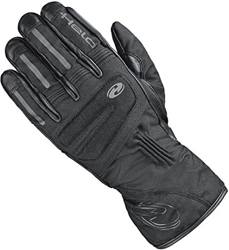 Held Motorcycle Clothing Guanti da moto Held 2874 Everdry WP nero 11 venditore UK