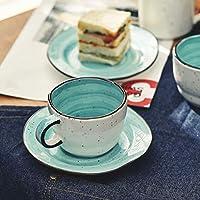 njhswlti Juego de té de la Tarde Juego de café Estilo nórdico Té Negro inglés con