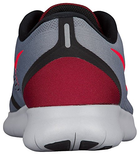 Nike Free Rn Scarpe da da da Ginnastica Grau Cool grigio Actn RdNeroTm Rd   1c6fba