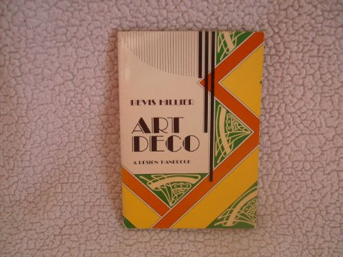 Art Deco (Design Handbooks)