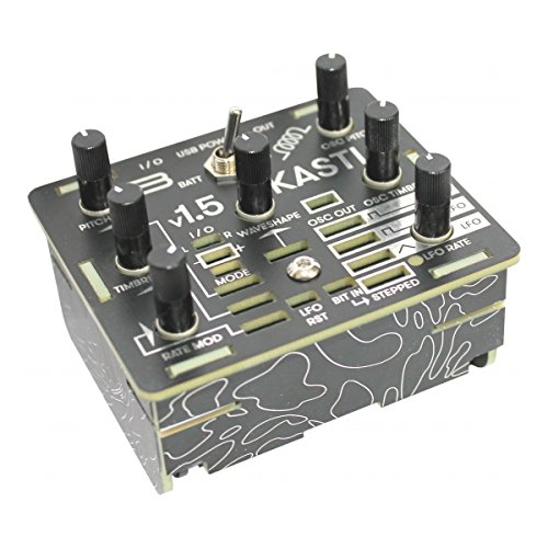 Bastl Instruments Kastle 1.5 | modularer Mini-Synthesizer | NEU