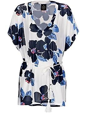 bugatti® Damen Strandkleid / Tunika Tiziana mit attraktivem Blumenmuster