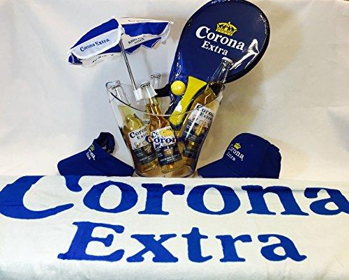 corona-bier-6x033l-schirm-flaschenkuhler-beach-set-cap-handtuch