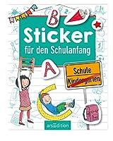 Sticker für den Schulanfang
