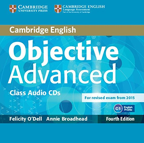 Objective Advanced Class Audio CDs (2) Fourth Edition