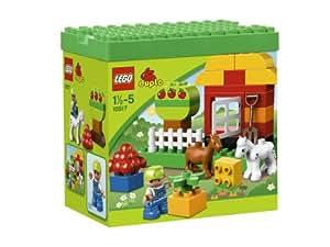 LEGO DUPLO Briques - 10517 - Jeu de Construction - Mon Premier Jardin