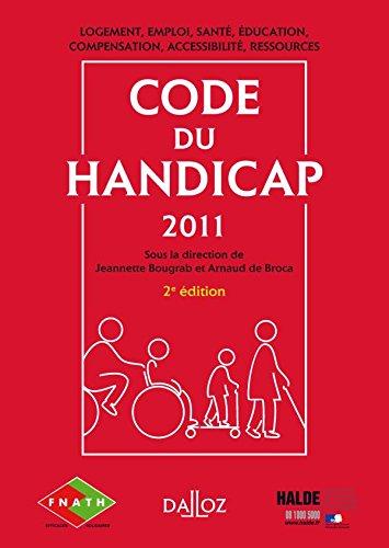 Code du handicap 2011 - 2e d.: Codes pratiques