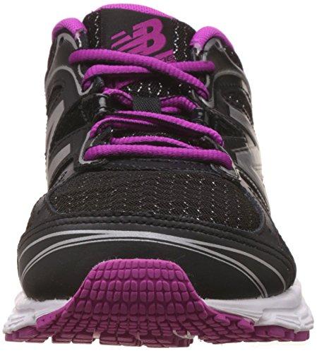 New Balance 560v6, Chaussures de Fitness Femme Noir (Black)