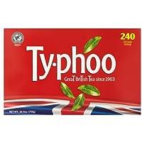 Typhoo 240 Round Tea Bags 750g