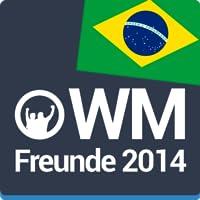 WM 2014 Freunde