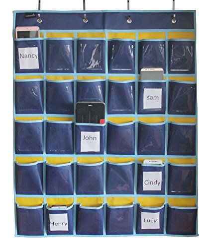 misslo-classroom-pocket-chart-for-cell-phones-office-business-card-holder-30-pockets