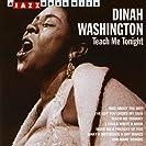 A Jazz Hour With Dinah Washington - Teach Me Tonight