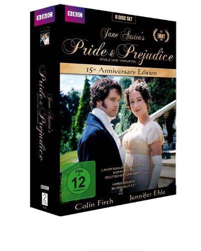Bild von Jane Austen's Pride & Prejudice (15th Anniversary Edition) [6 DVDs] [Collector's Edition]