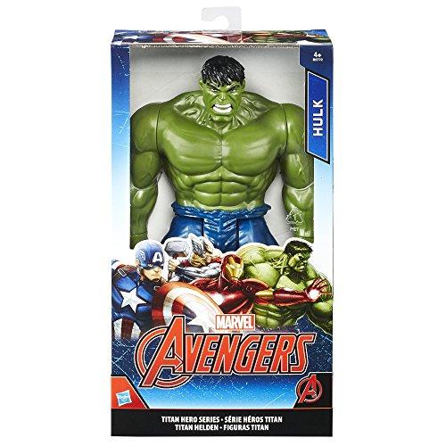 Image of Avengers Marvel Titan Hero Series Hulk Action Figure