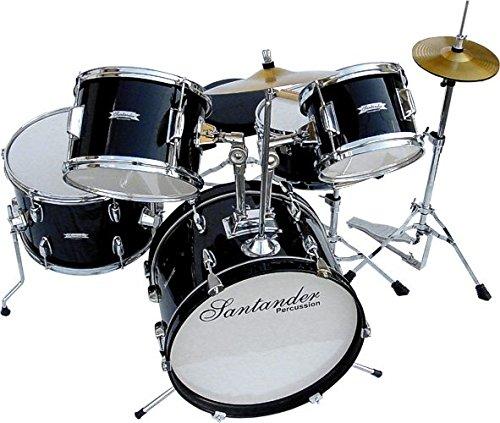 santander-impacto-juguete-grande-completo-de-bateria-infantil-8-piezas-color-negro