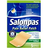 5 x Salonpas Pain Relief Patch 5 pack
