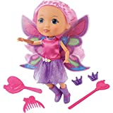 Bayer Design 9306200 - Funktionspuppe Lisa Fairy Set, 30 cm, mehrfarbig