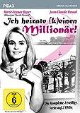 Ich heirate (k)einen Millionär! / Die komplette 14-teilige Serie mit Marie-France Boyer (Pidax Serien-Klassiker) [2 DVDs]