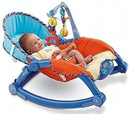 HOLME'S Baby Throne New Born/Toddler Rocker