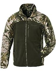 Pinewood Oviken - Chaqueta de caza para hombre, color Verde (APG Hunting Green), talla L