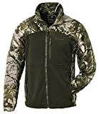 Pinewood Herren Fleecejacke Men'Oviken grün APG Hunting Green L