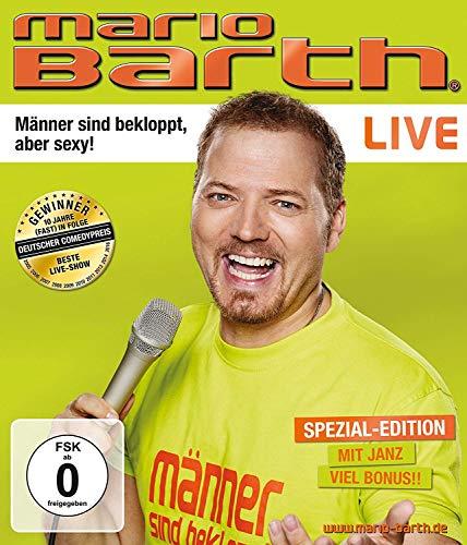 Mario Barth - Männer sind bekloppt, aber sexy! [Blu-ray]
