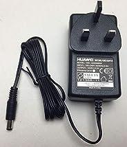 Huawei B525 B520 B315 B310 E5172 B593 E5186 E5180 UK power adapter charger plug