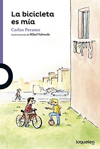 La bicicleta es mía por Carlos Peramo