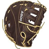 "Wilson Sporting Goods Co. WTA08RB16BM12 Right-hand baseball glove 12"" Marrón guante de béisbol - Guantes de béisbol"